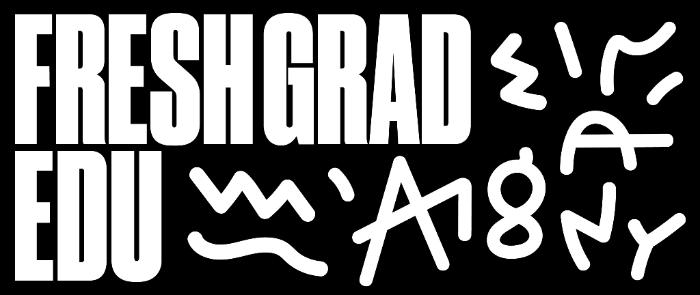 AIGA/NY Fresh Grad / Edu Talks 2017: June 8 & 9, 2017