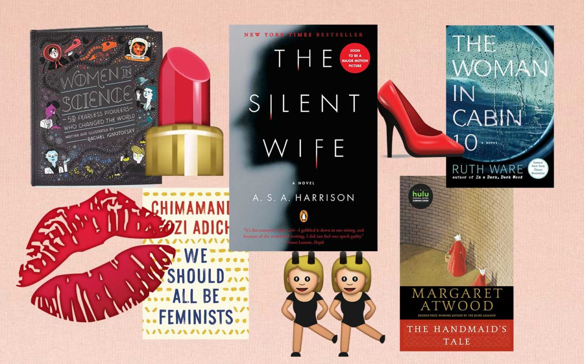 On Feminism and Book Publishing, by Meaghan Barry