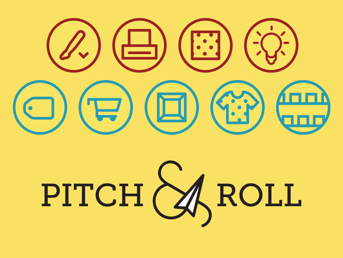 Pitch & Roll: Exploring Low-Risk Entrepreneurship for Student Designers