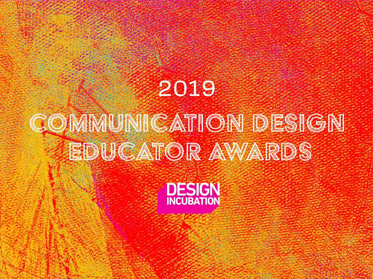 The Design Incubation Communication Design Awards 2019