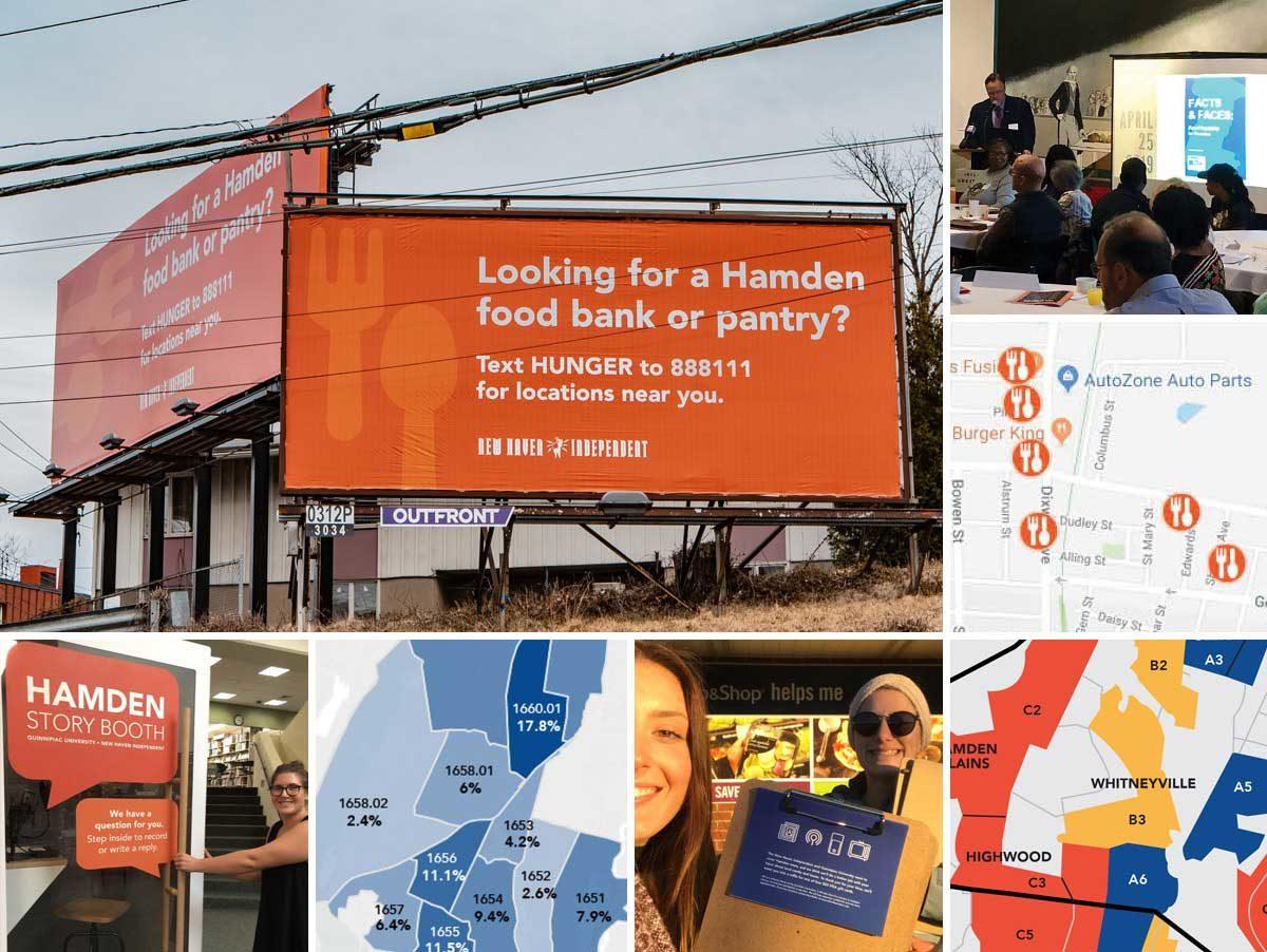 The Hamden Hunger Project