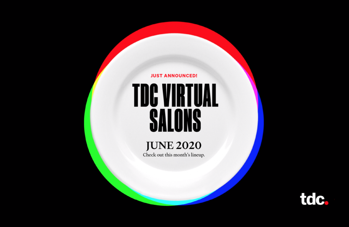 TDC Announces June Virtual Salons