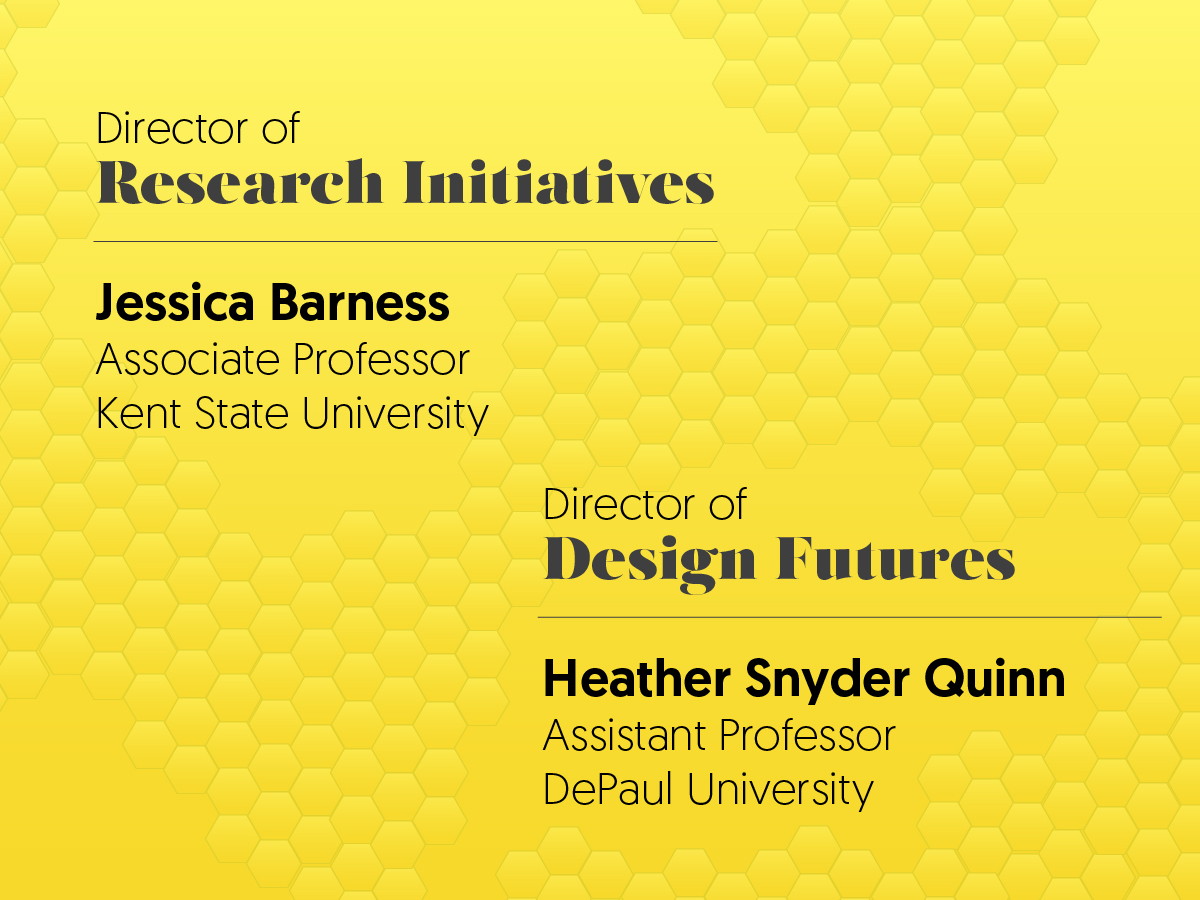 Appointment of Directors: Research Initiatives and Design Futures