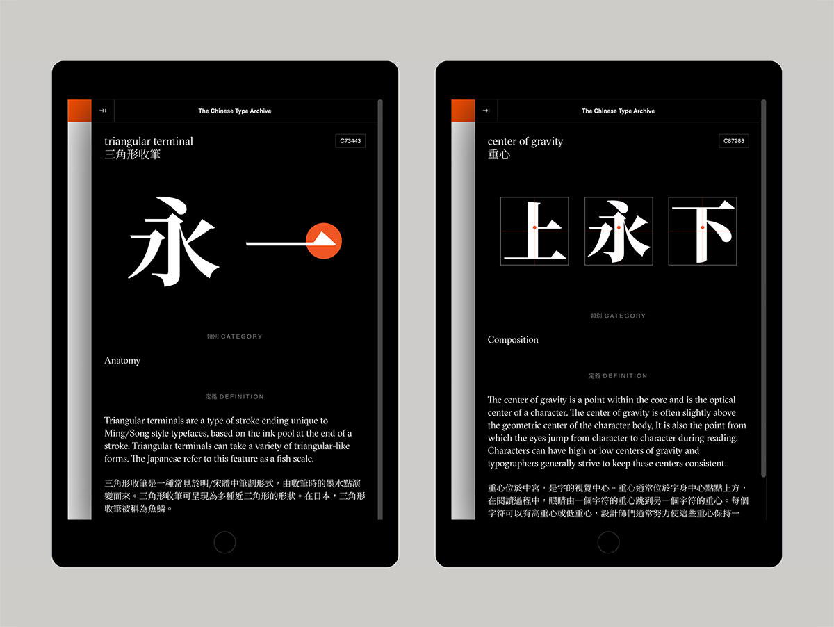 One Year On: Reflections on the Launch of the Chinese Type Archive