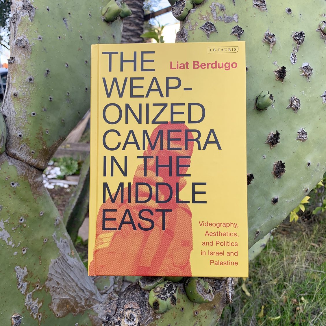 Liat Berdugo, author of The Weaponized Camera in the Middle East, joins the 2021 Design Incubation Fellowship