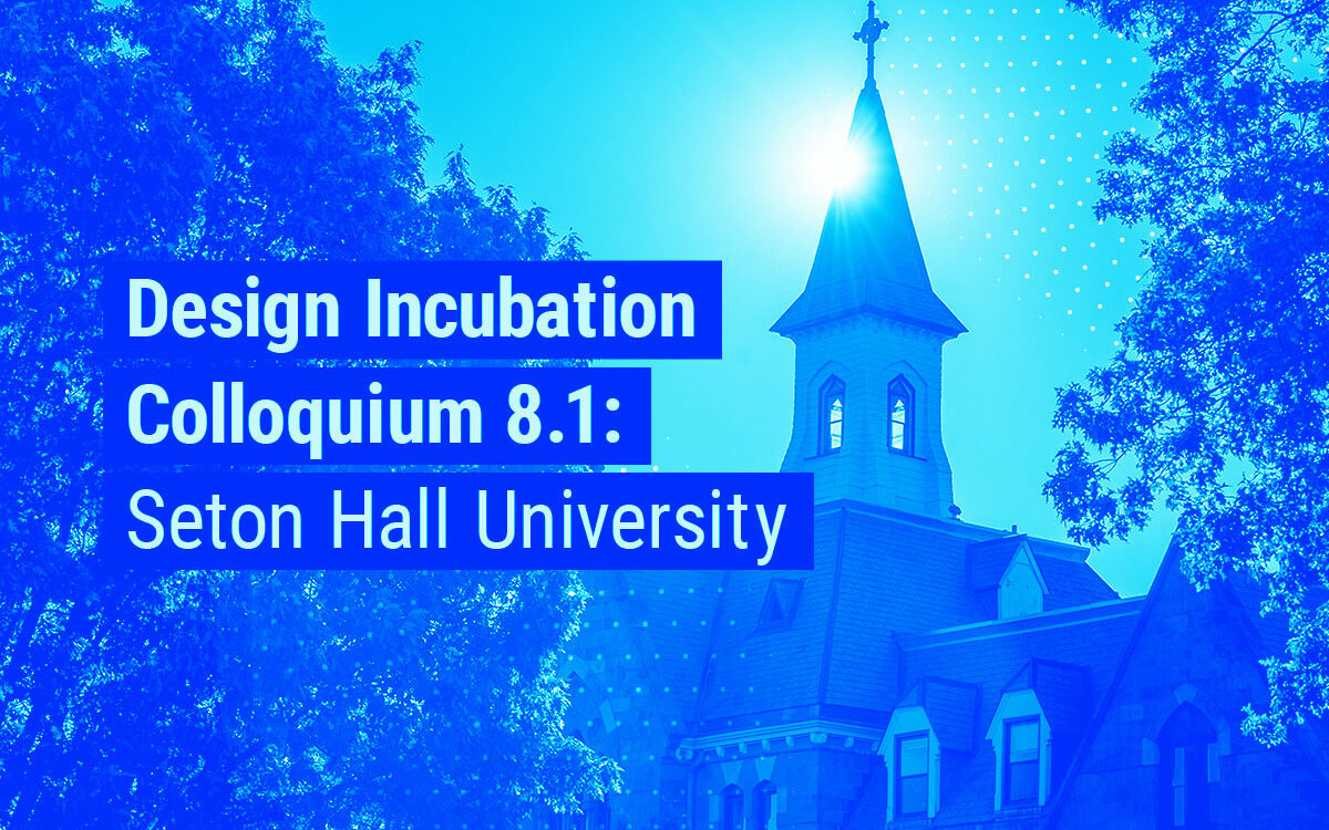 Colloquium 8.1: Seton Hall University, Call for Submissions